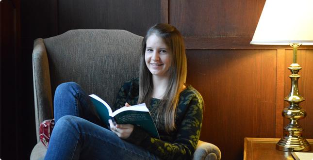 Amanda Haislip, '14