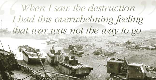 Reporting World War II