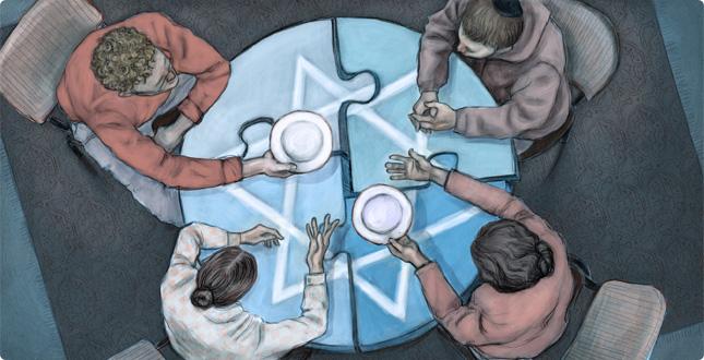 Jewish Conversations: The Exodus