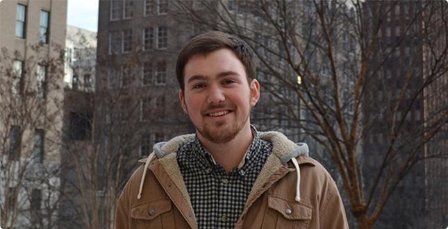 Aidan Sullivan, '15