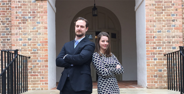 Richmond Students Selected for Sorensen Institute Political Leaders Program