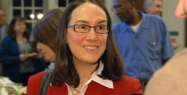 Linda Fisher Thornton, adjunct assistant professor