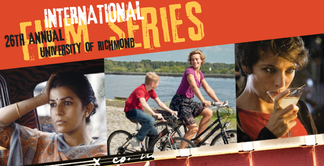 26th Annual International Film Series featuring Belgian Film