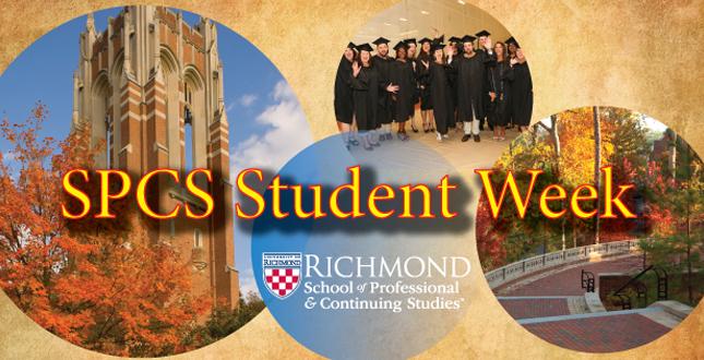 SPCS Student Week