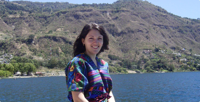 Joyce Bennett, '07