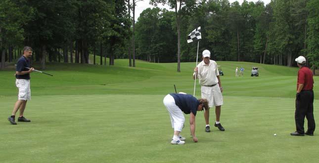 The Richmond MBA Alumni Society Golf Tournament June 11th